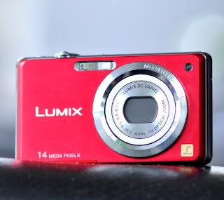 Jual Panasonic Lumix FH3 Bekas