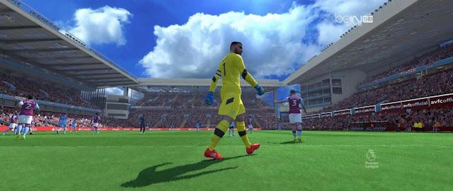 Stadium Villa Park PES 2017