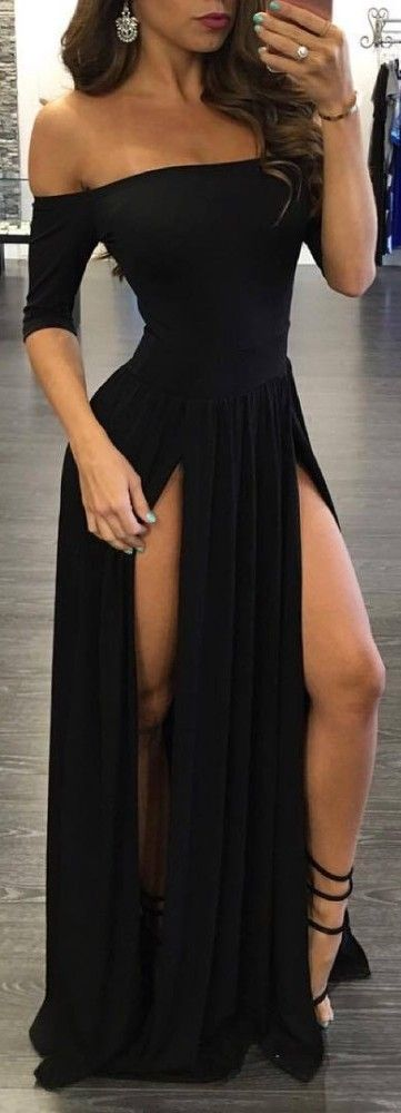 Top Long Prom Dresses With Fashion #Dresses #Prom