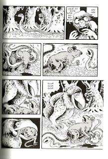 """Reseña de """"La Isla de las Pesadillas"""" de Hideshi Hino - La Cúpula Manga"""