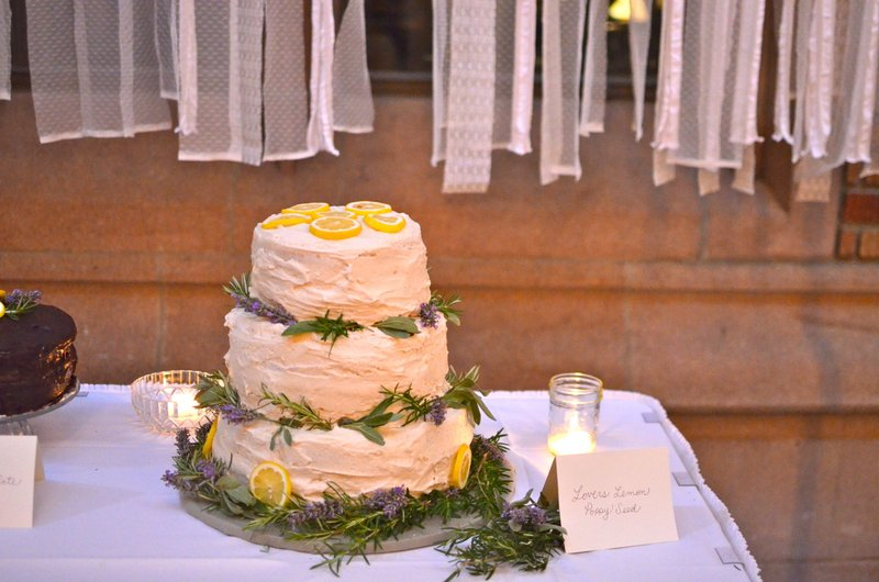 chiffon wedding cake sensibly gourmet how to make a wedding cake lemon 12656