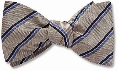 Fitzroy bow tie from Beau Ties Ltd.