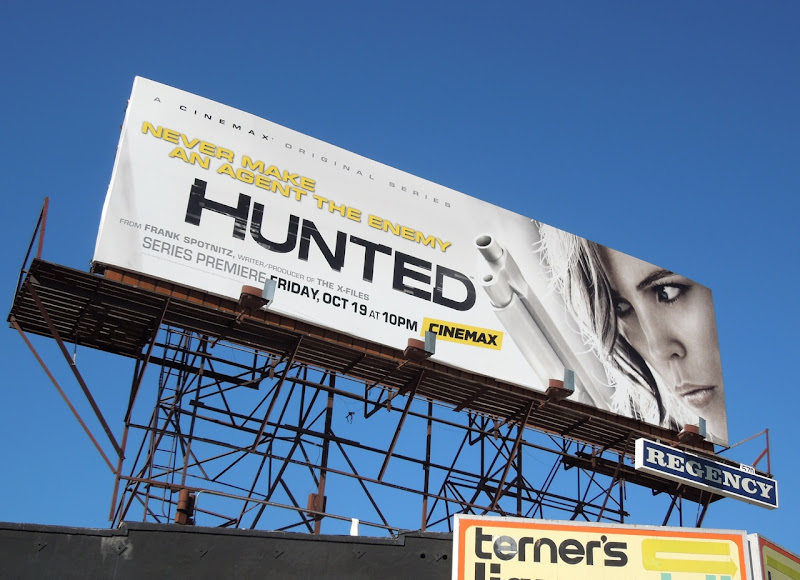 Hunted season 1 billboard