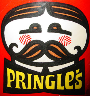 Garage Sale Finds: Uncanny Pringles Can(dle)