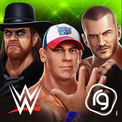 WWE Mayhem - VER. 1.36.185 (Unlimited Money - All Unlocked) MOD APK