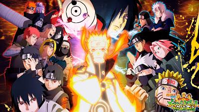 Naruto Shippuden películas - [8/8] - Mp4 HD - Avi Sd - Mega
