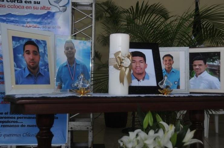 El pedido de los familiares de cinco jóvenes muertos en accidente en SFM