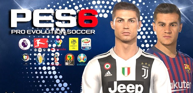 PES6 Pro Team Patch 2019 - PES 2019 Edition Mini PatcH