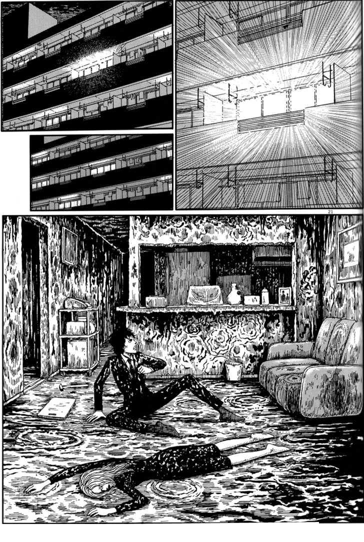 Black Paradox chap 3 trang 19
