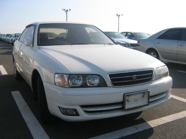 Japanese Car Repair Report: Toyota Chaser GX100 E/G Stall