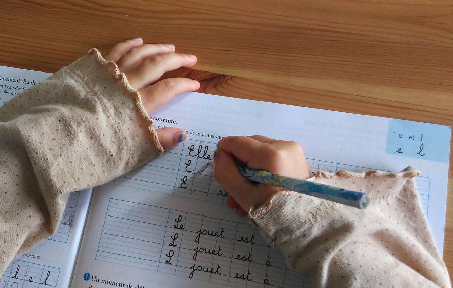 IEF - Apprendre à écrire - Méthode Dumont