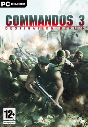 Commandos 3: Destination Berlin PC [Portable] Español [MEGA]