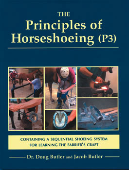 P3 Principles of Horseshoeing new edition Butler