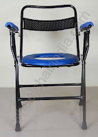 Commode Chair Folding