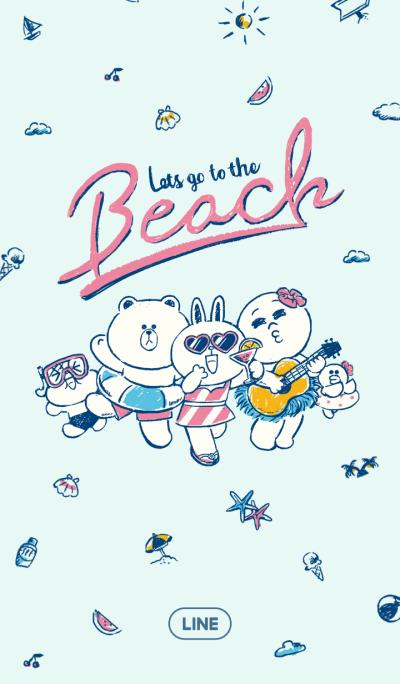 LINE Beach