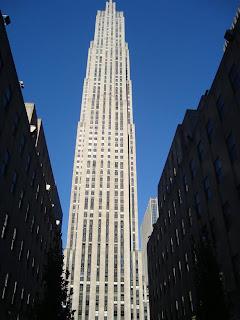 edifício Rockefeller Center