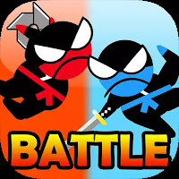 Jumping Ninja Battle – Two Player Battle Action! (Mod Apk Free Shopping)
