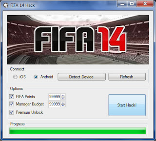 FIFA 2014 KEYGEN / CRACK / SKIDROW [October 2013] - Fifa 14 iOS Android Hack