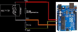 Arduino, Cara Membuat Datalogger, Arus dan Tegangan AC, Sensor zmpt101b, sct-013-100