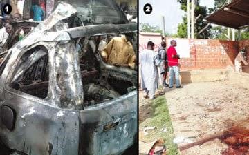 Bombers Attack Kano Polytechnic, Potiskum Mosque, Kill 16