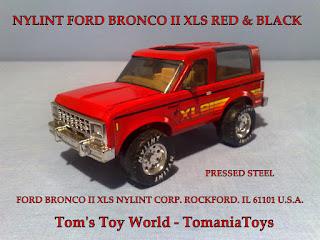 Ford Bronco II XLS