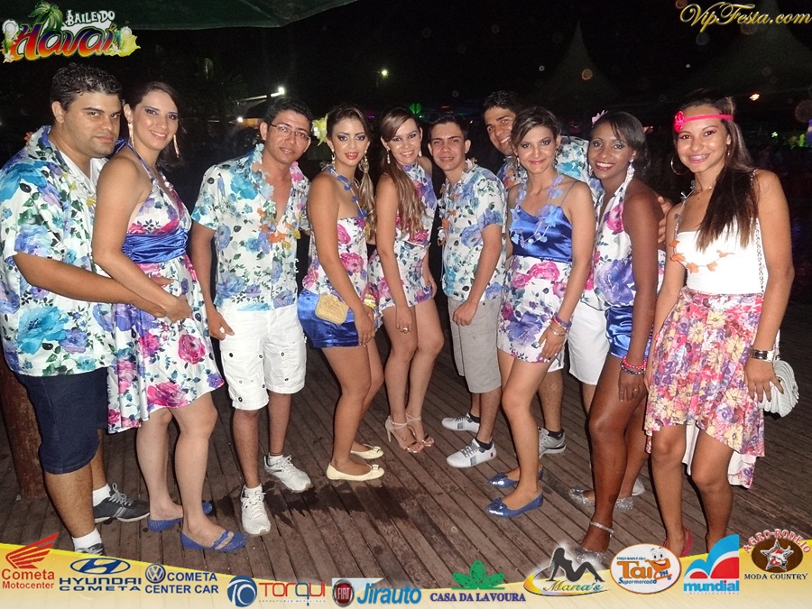 cd baile do hawai 2012 cacoal