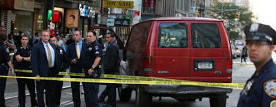Un muerto y cuatro heridos tras un tiroteo en tribunal de Fayette, Pennsilvania