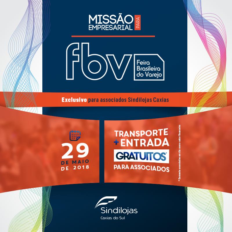 Sindilojas promove missão para a FBV 2018