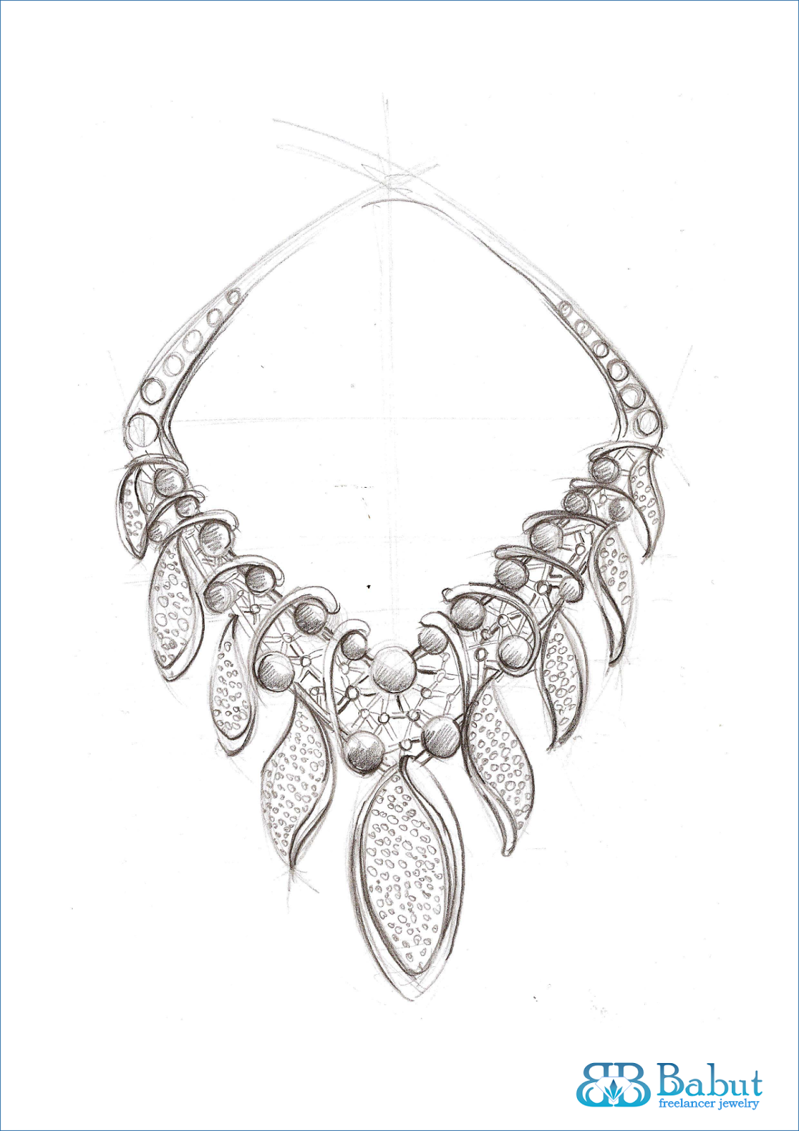 Sketch Jewelry - Babut Florin - Valentin: mai 2014