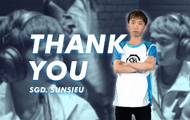 [LMHT] Để dọn đường đón bom tấn, Sky Gaming Daklak chia tay Sunsieu?