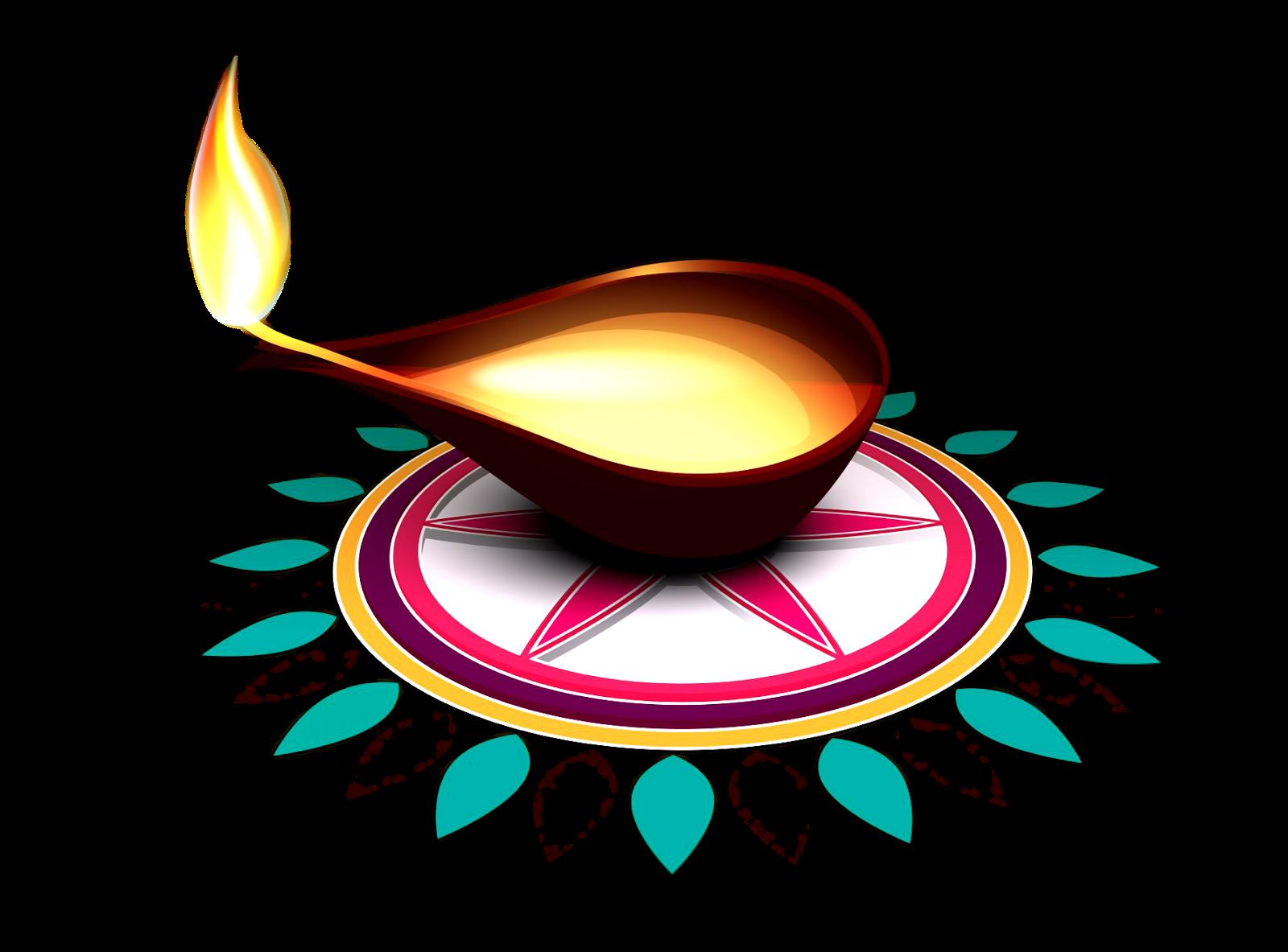 Diwali Transparent Png Pictures: Pngforall: Beautiful Decoration Happy Diwali PNG Clipart
