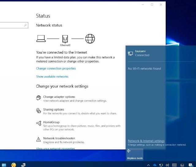 Solusi Jitu Error Wireless Setelah Update Windows 10 pada Acer 4739