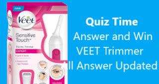 veet free sample