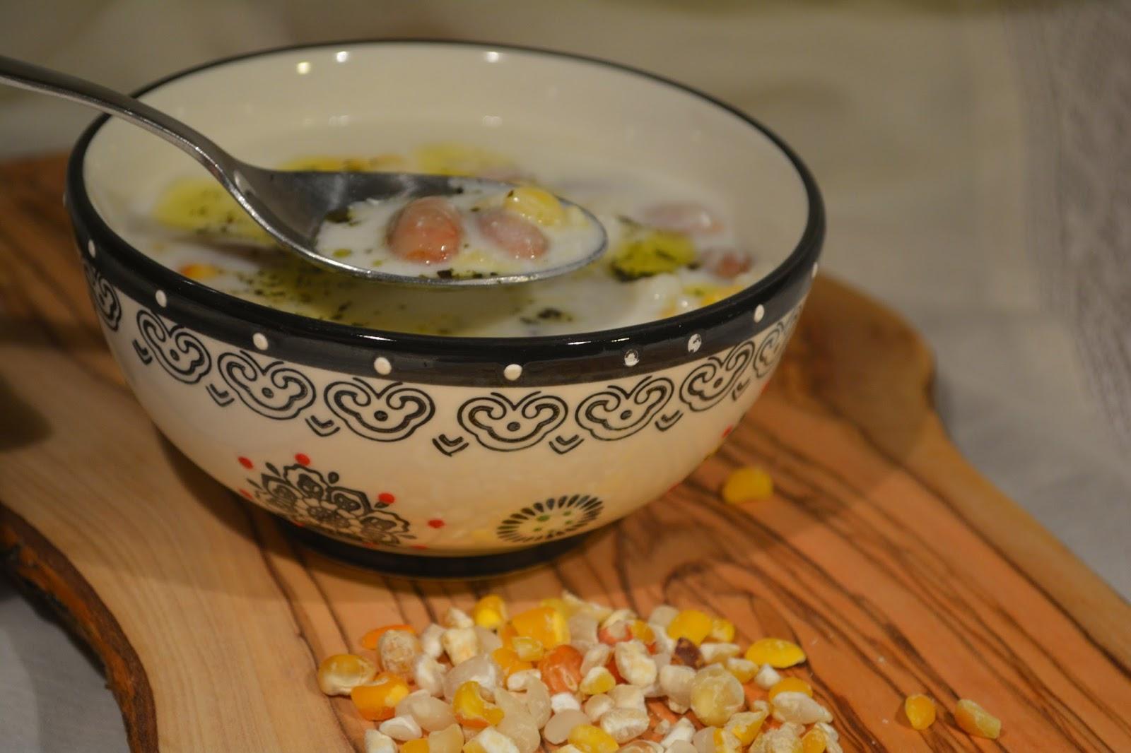 Acılı soğuk avokado çorbası nasıl yapılır
