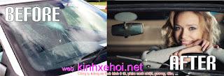 Dán phim cách nhiệt xe ô tô gò vấp, kính cách nhiệt xe hơi gò vấp