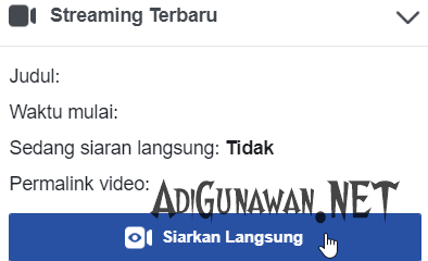 Syarat Facebook Gaming