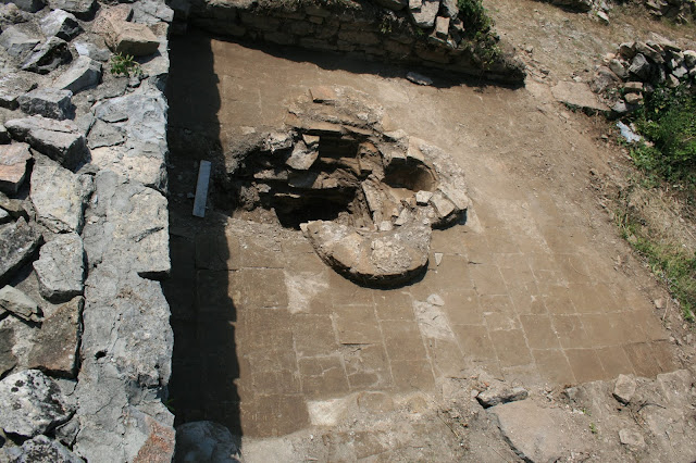Fifth-century bishop's residence found at Bulgaria's Misionis site