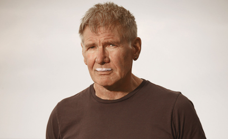 Interweb Detritus: Harrison Ford's Earring