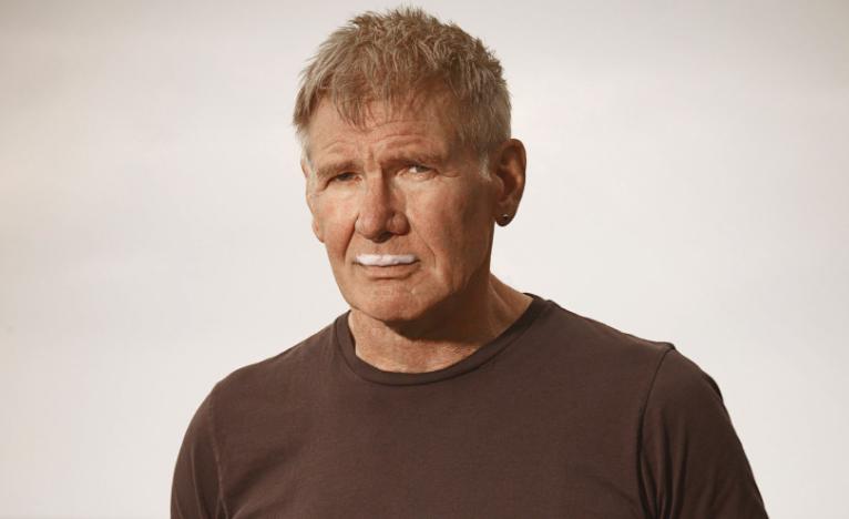 Interweb Detritus: Harrison Ford's Earring