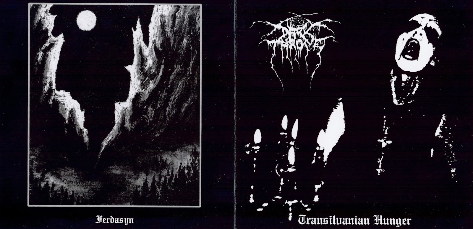 EXPLOSIÓN - METAL TROOP: Darkthrone - 1994 - Transilvanian ...