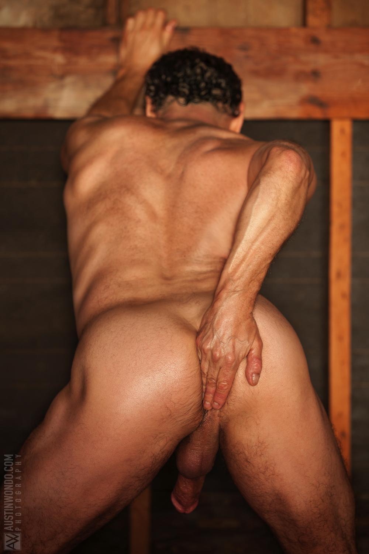 Actor david pevsner nude