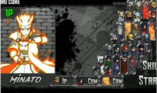 naruto senki the war of shinobi apk download
