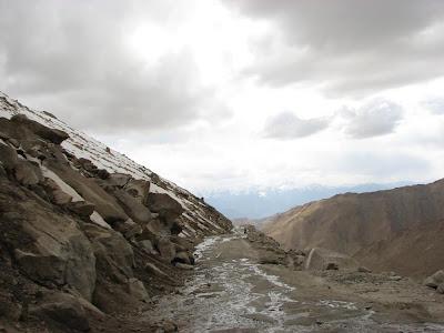 Estrada Passo Changla – Índia