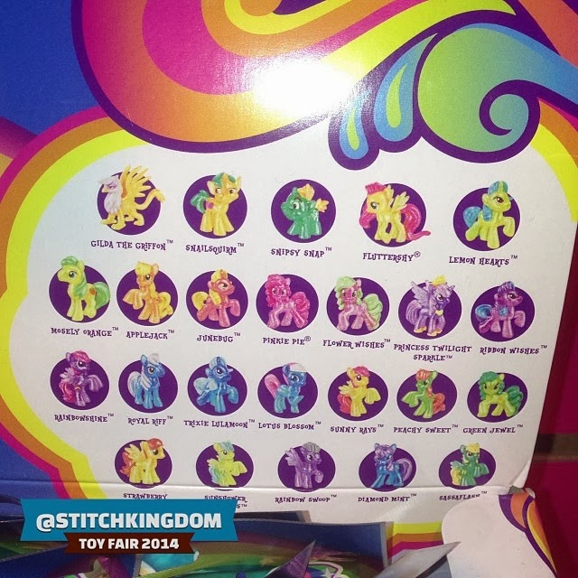 My Little Pony At The New York Toy Fair 2014 Coverage