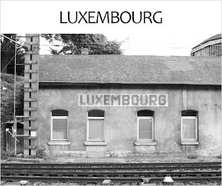 My Travel Background : Voyage Europe Luxembourg