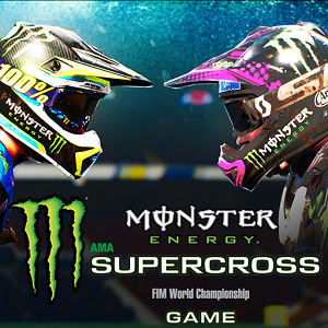 Monster Energy Supercross Game mom apk