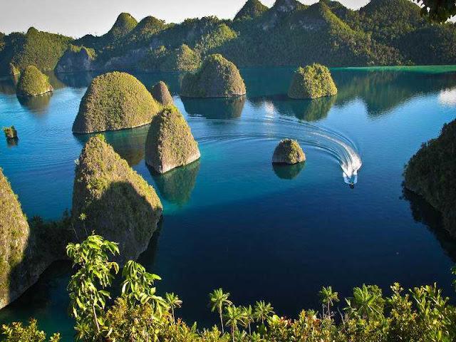 Kepulauan Raja Ampat - Papua Barat