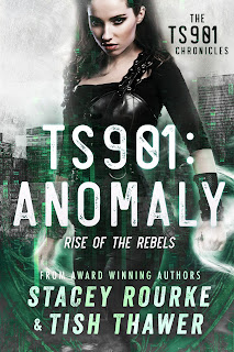 TS901: Anamoly, Stacey Rourke, Tish Thawer, Book Review