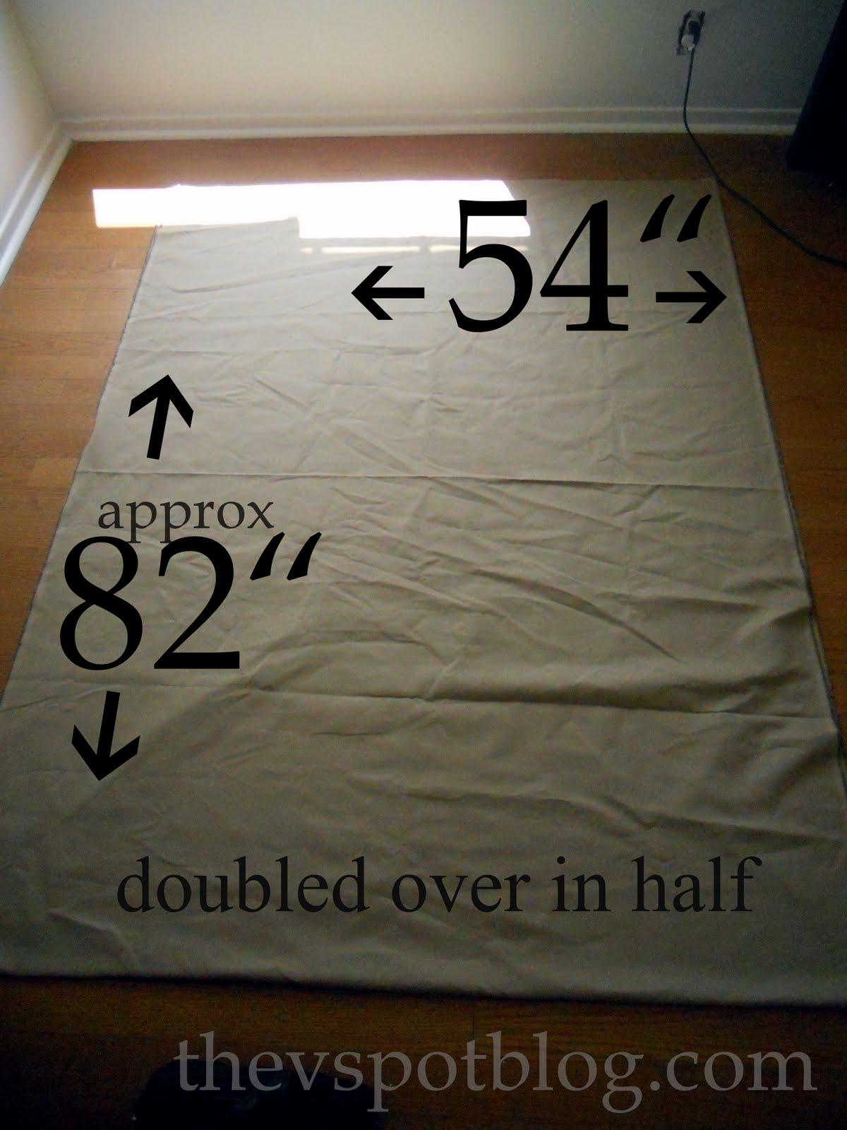 How To Make A No Sew Shower Curtain Aka I Have A Close