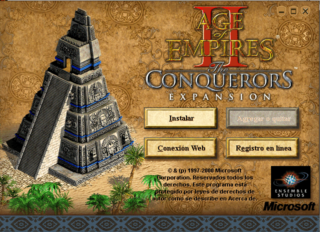 age of empire 2 iso